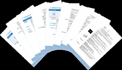 Waardepropositie template paginas