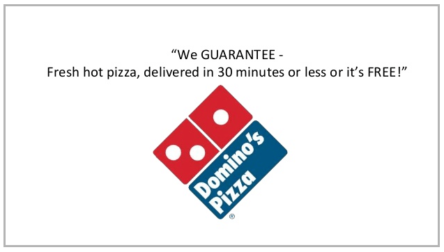 Dominos Waardepropositie