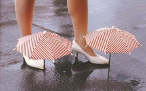 droge schoenen